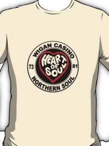 Northern Soul Wigan casino T-Shirt