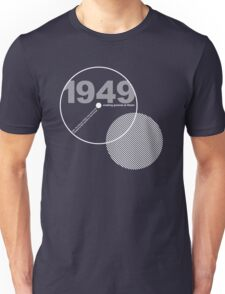 1949 The birth of 45rpm Unisex T-Shirt