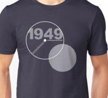 1949 The birth of 45rpm Unisex T-Shirt