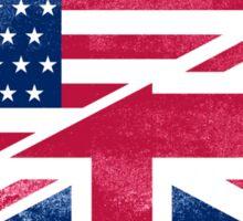 USA Flag - Union Jack Sticker