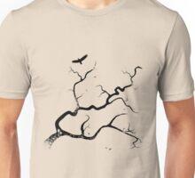 Autumn Tributaries Unisex T-Shirt