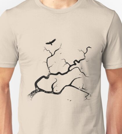 Autumn Tributaries Unisex T-Shirt