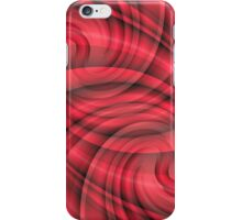 Abstract Concentric Background iPhone Case/Skin