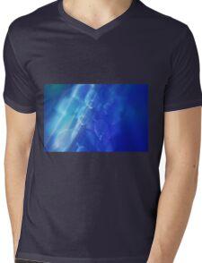 Blue Magic Mens V-Neck T-Shirt