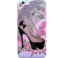 The Pink Shoe iPhone Case/Skin