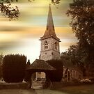 St. Mary the Virgin, Lower Slaughter by SkatingGirl