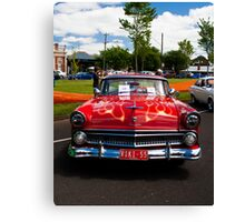 1955 Ford Fairlane Crown Victoria Canvas Print