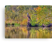 The Fishing Hole Canvas Print