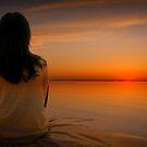 Kazak Sunset.. by Globaleye