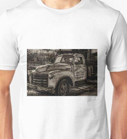 Owen Outfitter Truck Unisex T-Shirt