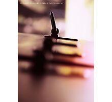 LANGUID LAVENDER PANTONE #D6CADD Photographic Print