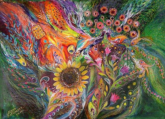 The voice of Spring by Elena Kotliarker