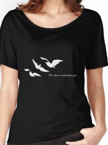 Divergent - One Choice Ravens Tattoo Women's Relaxed Fit T-Shirt