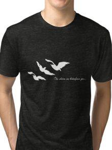 Divergent - One Choice Ravens Tattoo Tri-blend T-Shirt