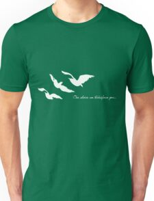 Divergent - One Choice Ravens Tattoo Unisex T-Shirt
