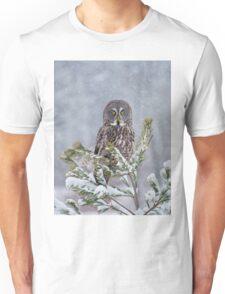 Great Gray Owl T-Shirt