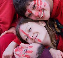 Reds by Lynne Morris
