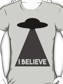 I Believe #1 T-Shirt