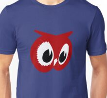 Red owl vintage red owl food stores geek funny nerd Unisex T-Shirt