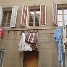 Marseille Windows by JacobDarlison