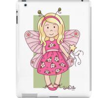 Cutie Pie Butterfly Fairy iPad Case/Skin