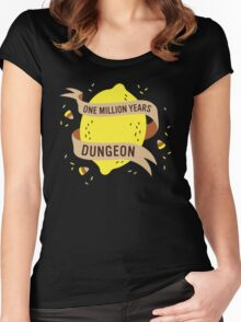 One Million Years Dungeon Women's Fitted Scoop T-Shirt