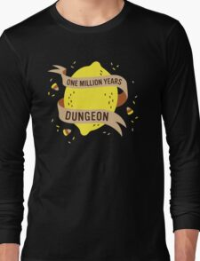 One Million Years Dungeon Long Sleeve T-Shirt