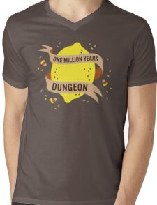 One Million Years Dungeon Mens V-Neck T-Shirt