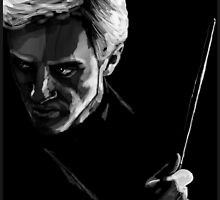 Draco Malfoy by tiffato3