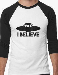 I Believe #2 Men's Baseball ¾ T-Shirt
