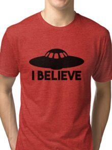 I Believe #2 Tri-blend T-Shirt