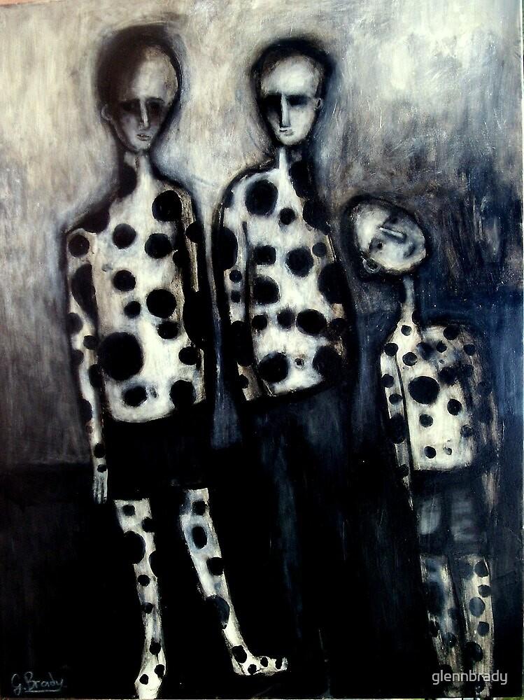 3 spotted boys by glennbrady