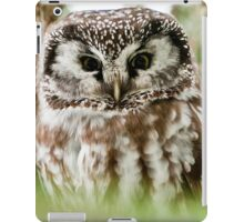 Boreal Owl iPad Case/Skin