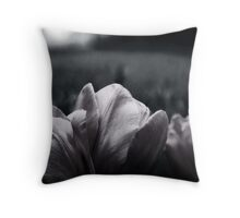 The mystery of being No 3 Throw Pillow