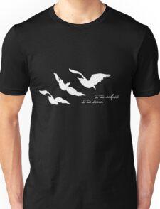 Divergent - Selfish & Brave Ravens Tattoo Unisex T-Shirt