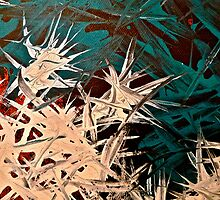 Abstract Painting by Scott Johnson