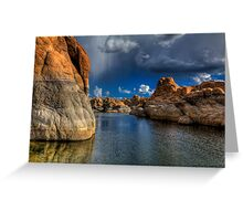 Rockscape Greeting Card