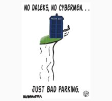 Doctor Who- Bad Parking! Baby Tee