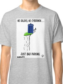 Doctor Who- Bad Parking! Classic T-Shirt