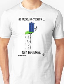 Doctor Who- Bad Parking! T-Shirt
