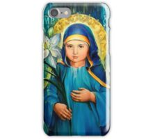 Mother Of God Three-Years-Old  iPhone Case/Skin
