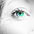 My eye by megzyzgem