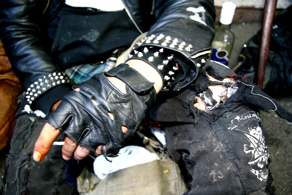 Gloves by Melynda