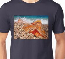 Psychedelic rock splash Unisex T-Shirt
