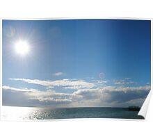 Pier Horizion - Brighton Beach Poster