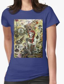 AUTOMATON Womens Fitted T-Shirt