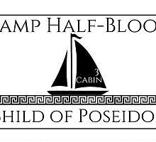 Child of Poseidon by Paige Zibelli