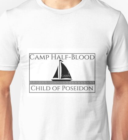 Child of Poseidon Unisex T-Shirt