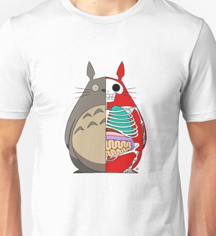 Totoro Dissected Unisex T-Shirt