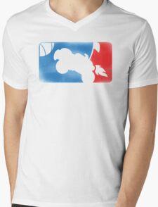 MAJOR LEAGUE ROCKET Mens V-Neck T-Shirt